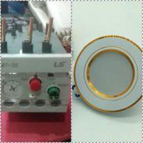 Rơ le nhiệt LS 3pha 32a-220v